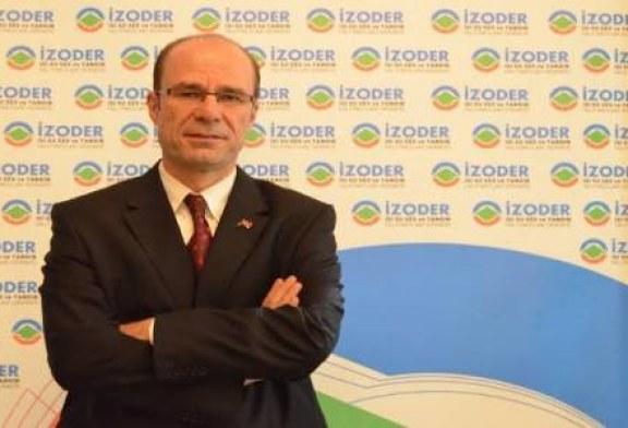 İZODER'in yeni başkanı belli oldu