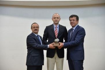 Coşkunöz Radyatör'e İsib'den İhracat Ödülü